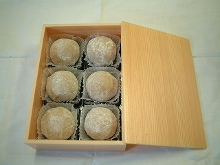 カフェオレ大福(箱)